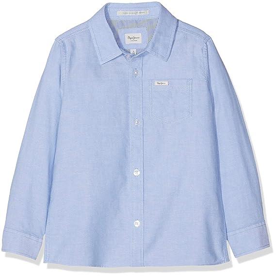 pepe jeans bambino abbigliamento  Pepe Jeans Harry Jr, Camicia Bambino: : Abbigliamento