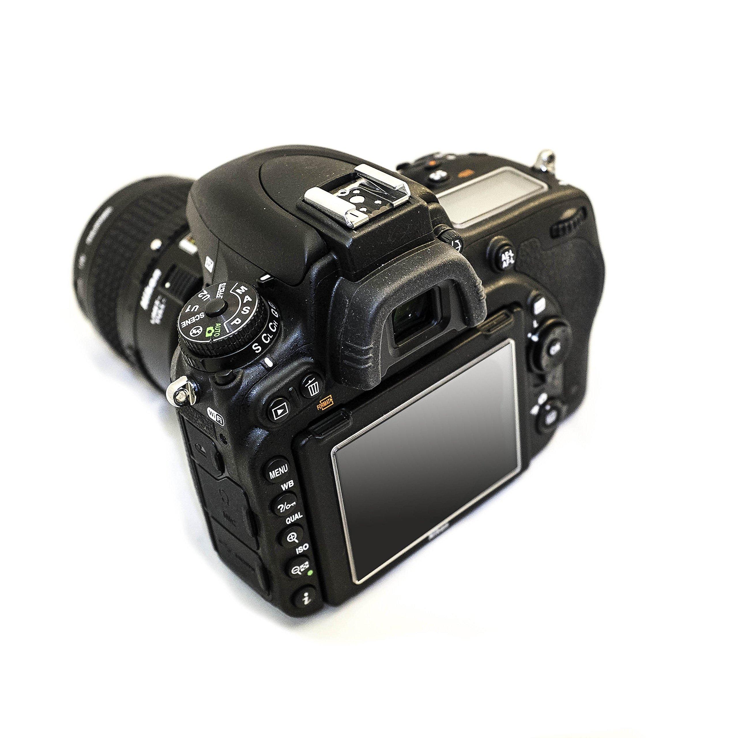 ACMAXX 3.2'' HARD LCD Screen ARMOR PROTECTOR for Nikon D750 DSLR digital Camera