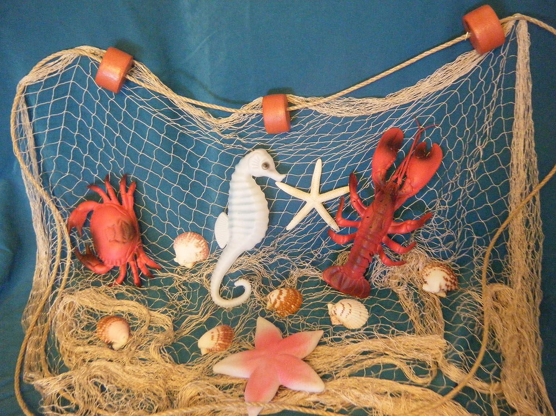 Decorative Fish Net 6ft x 8ft