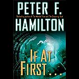 If at First . . . (Short Story) (Greg Mandel Trilogy)