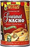 Ricos World Famous Gourmet Nacho Cheese Sauce (15oz can)