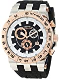 "Mulco Men's MW5-93503-023 ""Bluemarine Chronograph"" Stainless Steel Two-Tone Casual Watch"