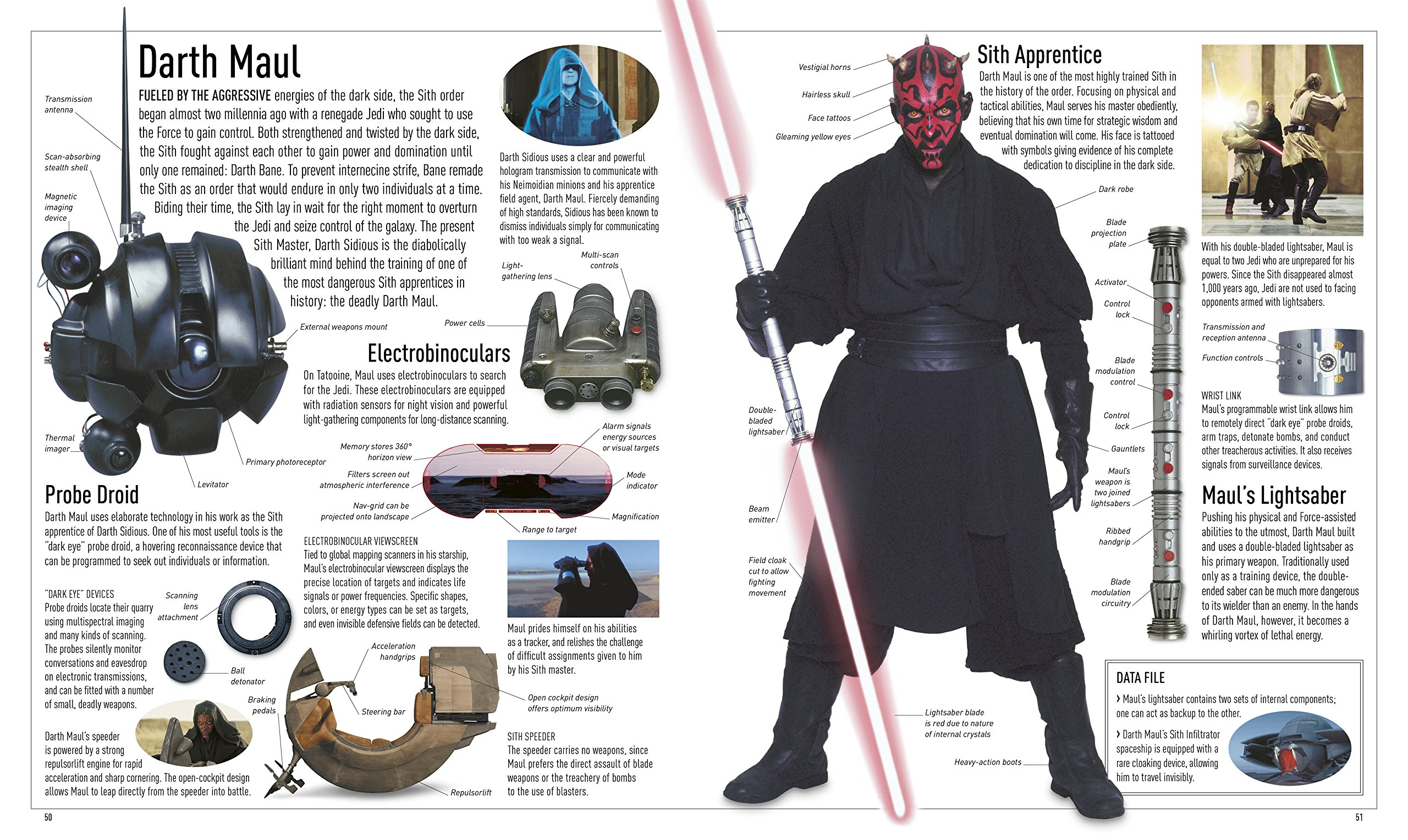 Image result for star wars visual dictionary