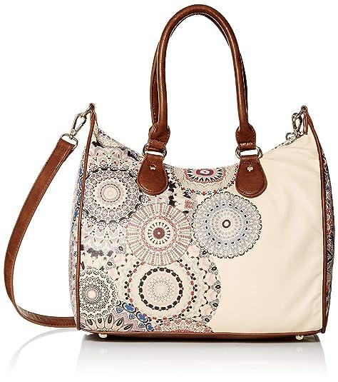 Desigual Damen Leeds Bag Umhängetasche Stay E29eWDYHI