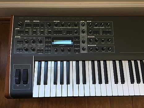VIRUS TI 2 TECLADO sintetizador: Amazon.es: Instrumentos musicales