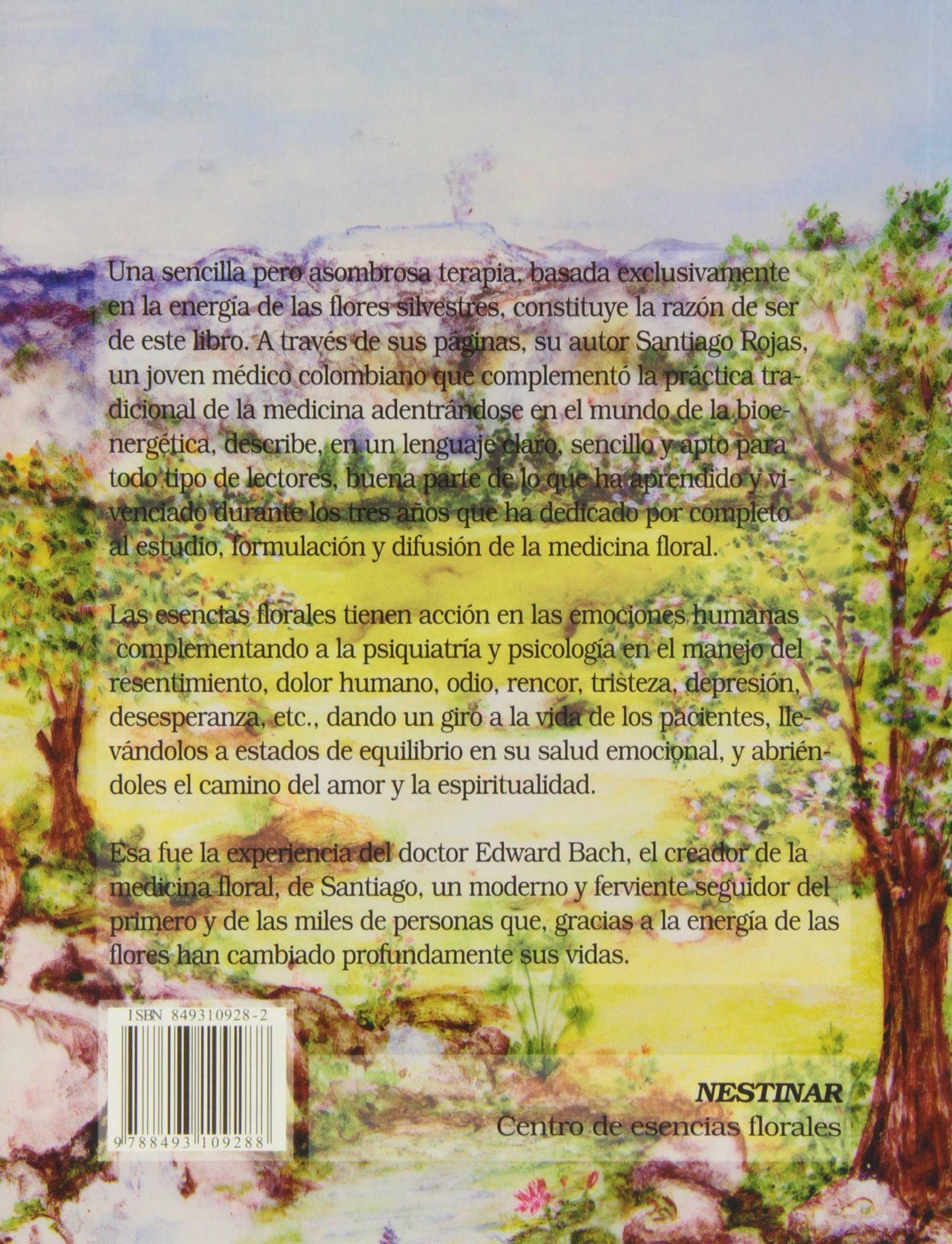 ESENCIAS FLORALES: UN CAMINO: SANTIAGO ROJAS POSADA: 9788493109288:  Amazon.com: Books