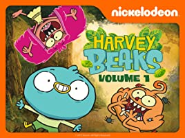 Amazon com: Watch Harvey Beaks | Prime Video