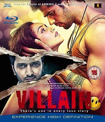 Amazon Com Ek Villain Original Hindi Blu Ray Boxed And Sealed