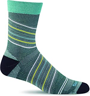 product image for Sockwell Summit Crew sock with a Helicase Sock Ring