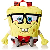 Nickelodeon Spongebob Squarepants Dapper Plush Backpack - Girls