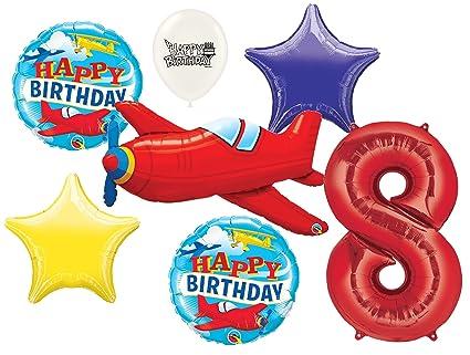 Amazon.com: Globo de decoración para fiesta de cumpleaños ...
