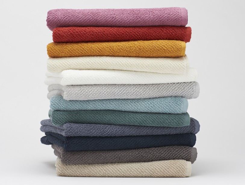 Organic Cotton Air-Weight Towels | Coyuchi