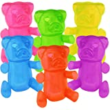 "24"" Inflatable Gummy Bears Fun Party Decoration In An Assortment Of Colors (3)"