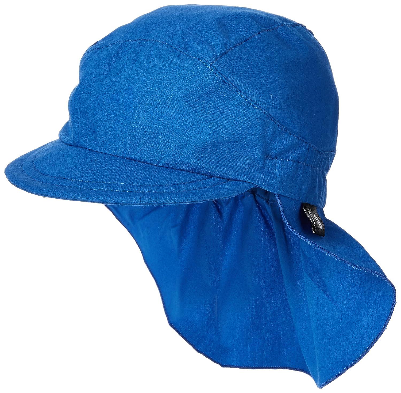 Sterntaler Unisex Schirmmütze mit Nackenschutz 1531430