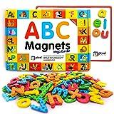 Pixel Premium ABC Magnets for Kids Gift Set - 142