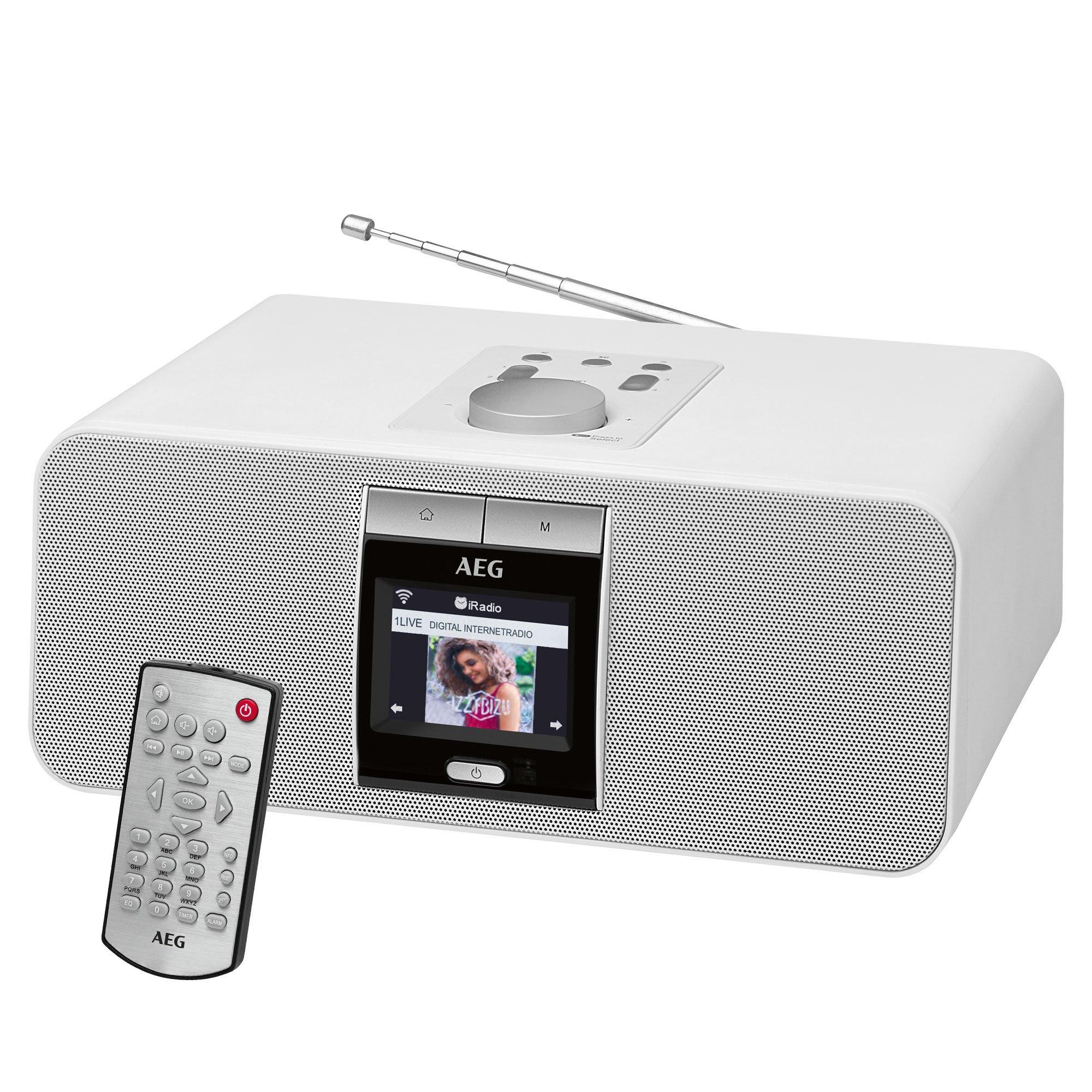 AEG IR 4468 BT - Radio con Internet, Bluetooth y USB product image