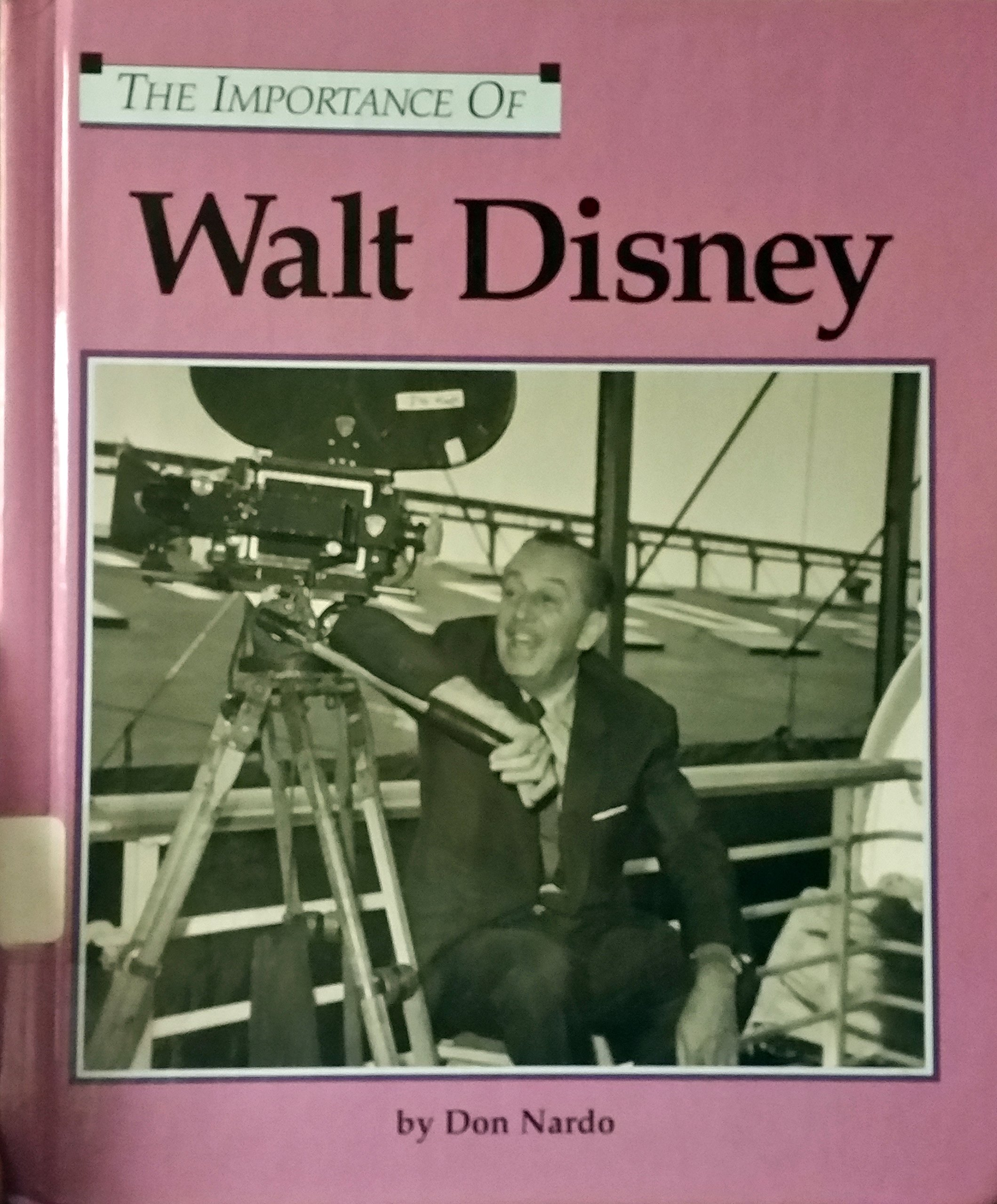 The Importance Of Walt Disney