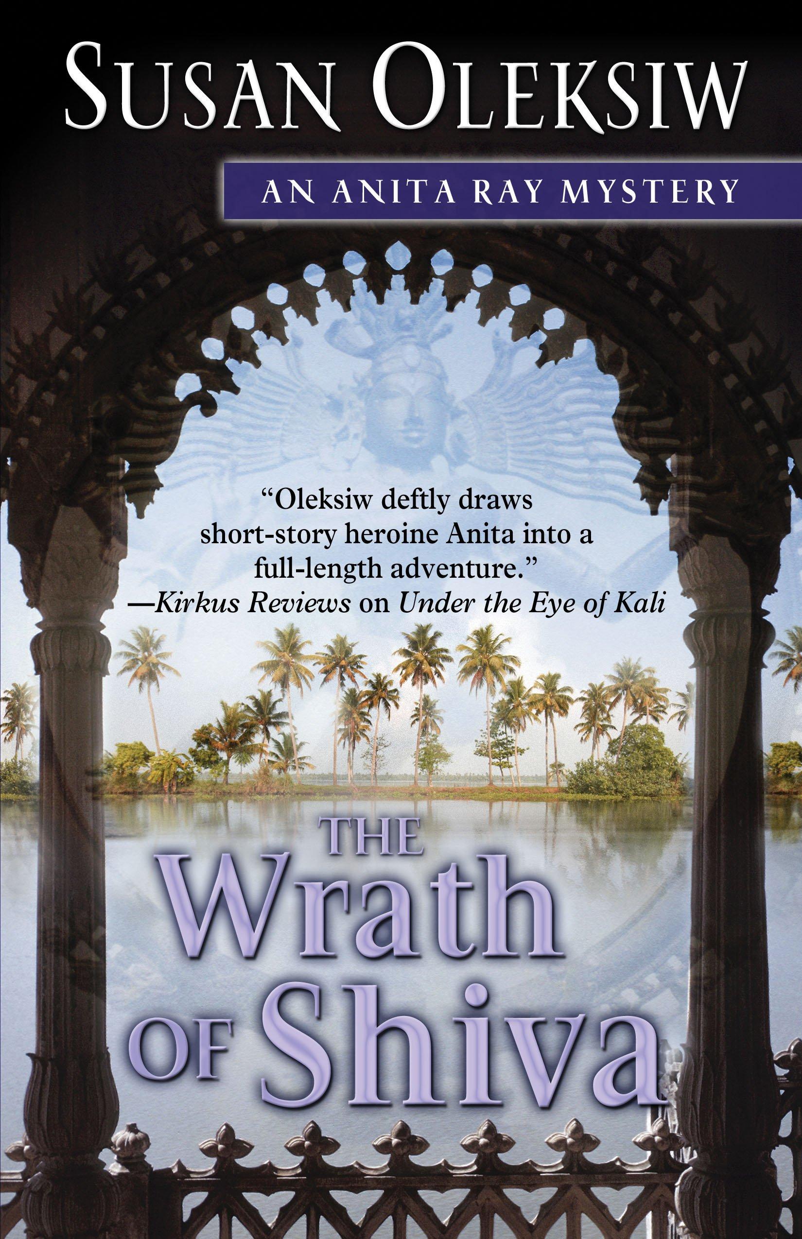 Download The Wrath of Shiva (Anita Ray: Thorndike Press Large Print Mystery) pdf epub