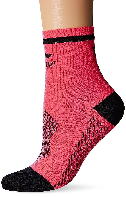 Sportlast Pro Calcetines de Compresión, Coral/Negro, S: Amazon.es: Deportes y aire libre