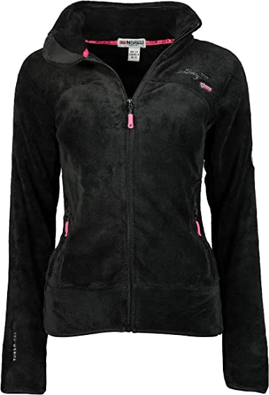 Geographical Norway Upaline Chaqueta de forro polar para mujer