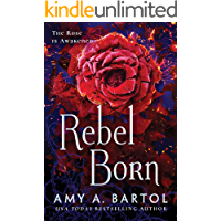 Rebel Born (Secondborn Book 3)