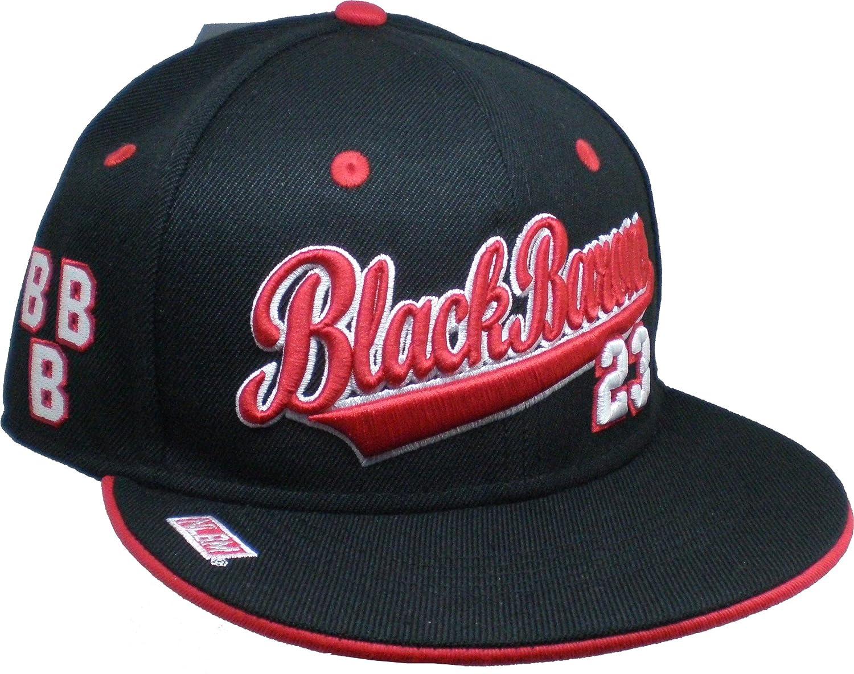 a6f29cb81c4 Amazon.com  Big Boy Birmingham Black Barons Legacy S3 Mens Cap  Black -  Adjustable   Clothing