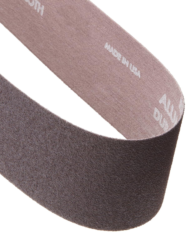 """norton Premium Abrasive Sanding Belts 2-1//2/"""" x 48/"""" A//O 80 grit x-wt USA"""
