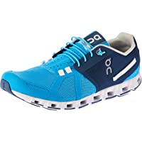 ON Men's Cloud Running Shoes, Malibu/Denim