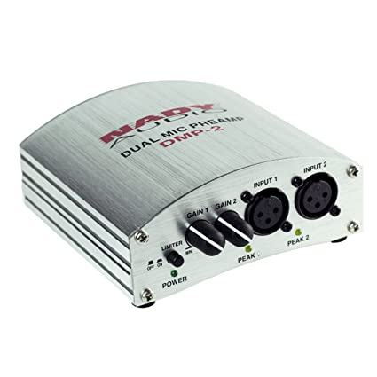 Amazon in: Buy DMP-2 Dual Microphone Pre-amp Online at Low Prices in