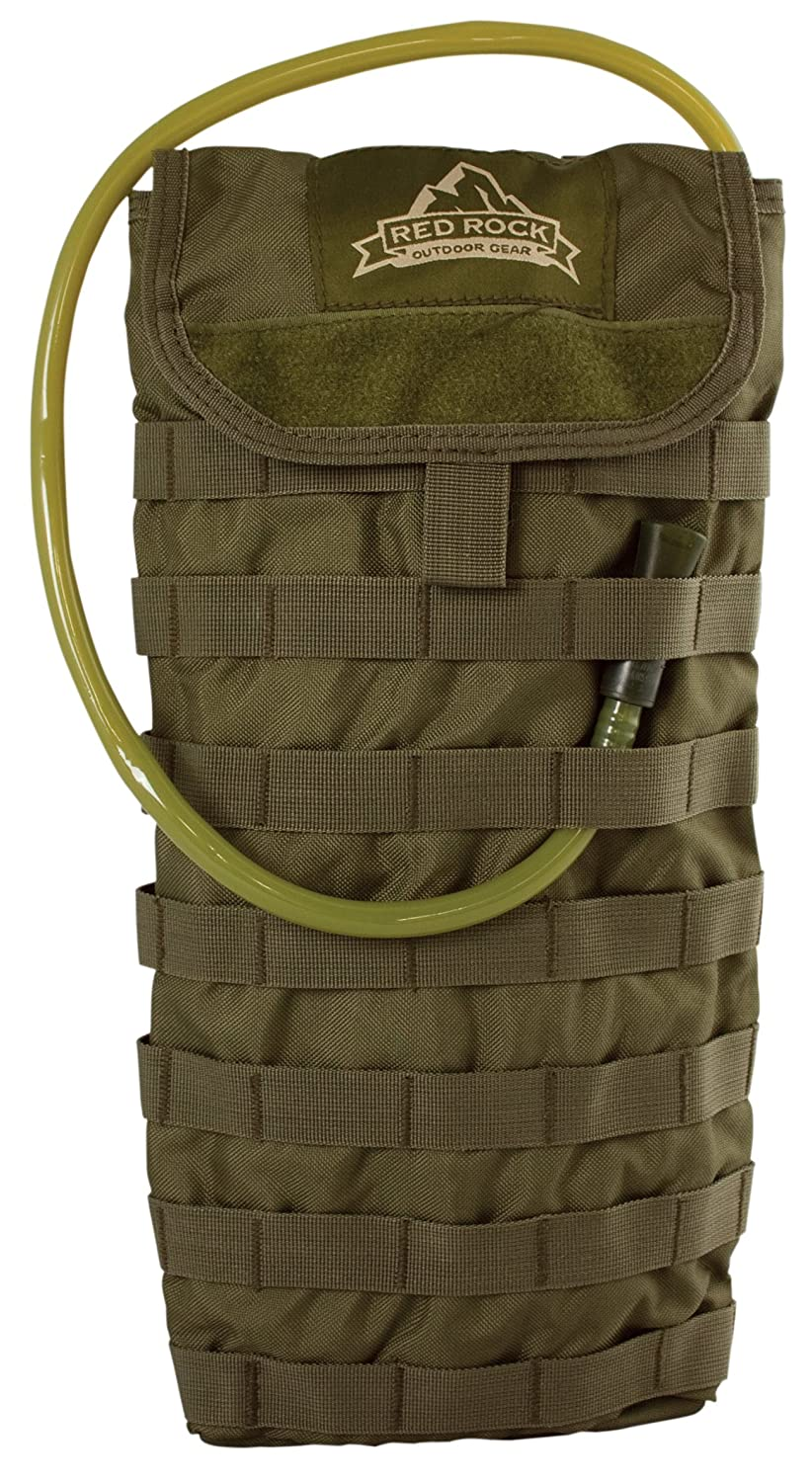 rosso Rock Outdoor Gear Molle Hydration Pack, Olive Drab Drab Drab by rosso Rock Outdoor Gear | Prima i consumatori