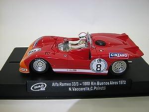 Slot.it Alfa Romeo 33/3 #8 Buenos Aires 1972 CA11i