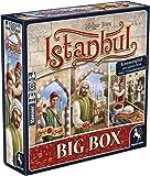 Pegasus Spiele 55119G - Istanbul Big Box Kennerspiel des Jahres 2014