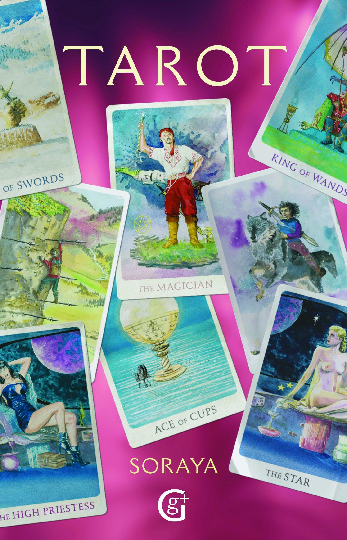 Tarot (Soraya Series): Amazon co uk: Soraya, Martin Conway