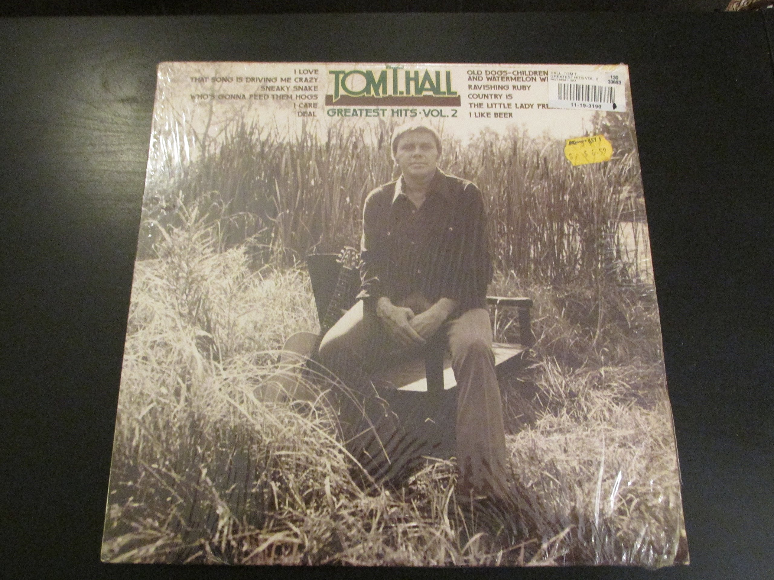 Tom T. Hall: Greatest Hits, Vol. 2