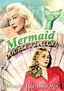 Miranda & Mad About Men - Mermaid Double Feature DVD