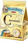 MULINO BIANCO Barilla Canestrini Biscuits Sablés avec sucre glace 200 g