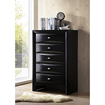 amazon com roundhill furniture blemerey fully assembled chest