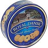 Kelsen Group Kls40635 Danish Butter Cookies Reusable Tin 12 Oz
