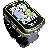 Twonav Ultra Montre GPS + capteur de Cadence Mixte Adulte, Noir/Vert