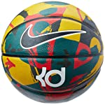 Bola de Basquete Kd Playground 8P Nike 7 Dark Citron/Black/White
