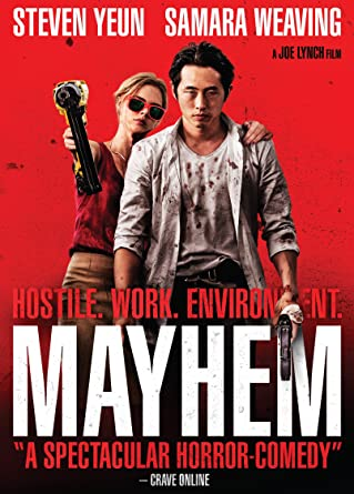 Image result for mayhem movie