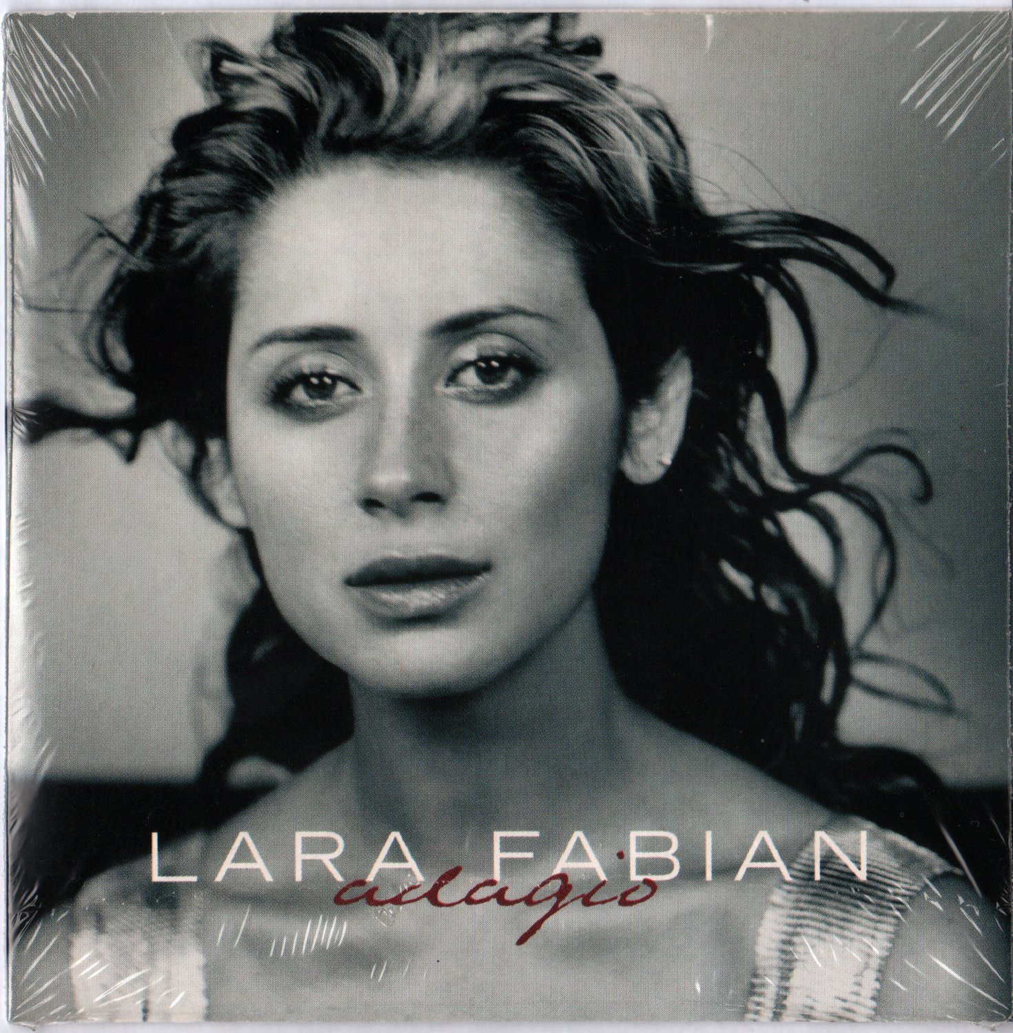 Lara Fabian - CD Single 2 Titres - Adagio - Amazon.com Music