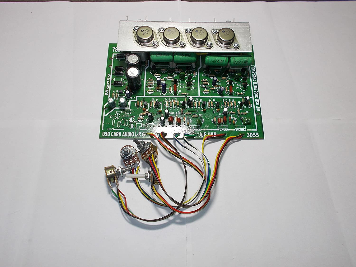 Attractive Antry Amplifier Circuit Pcb Image Collection - Wiring ...