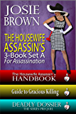 The Housewife Assassin's Killer 3-Book Set A for Assassin