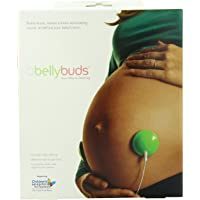 Bellybuds   Baby-Bump Sound System   1st Generation   Prenatal Pregnant Headphones   Belly Phones That Plays Music And Voices For The Brain Development Of Your Unborn Baby   The Perfect Pregnancy Gift