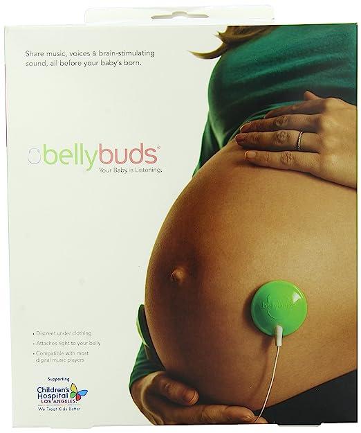 Amazon.com: Bellybuds® | Baby-Bump Sistema de sonido: Baby