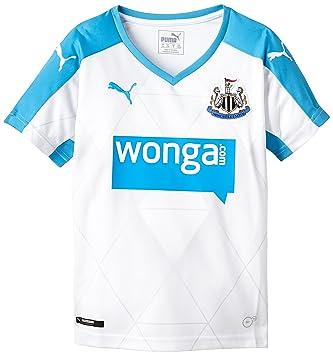 Puma para Hombre Camiseta de fútbol réplica de la Camiseta del Newcastle  Alternativo  Amazon.es  Deportes y aire libre 78d729e985aaf