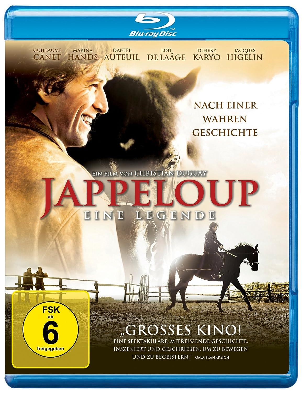 Jappeloup   Eine Legende [Blu Ray]: Amazon.de: Guillaume Canet, Marina  Hands, Daniel Auteuil, Lou De Laage, Tcheky Karyo, Donald Sutherland, Marie  Bunel, ...
