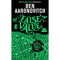 False Value: The Brand New Rivers of London Novel (Rivers of London 8) (English Edition)