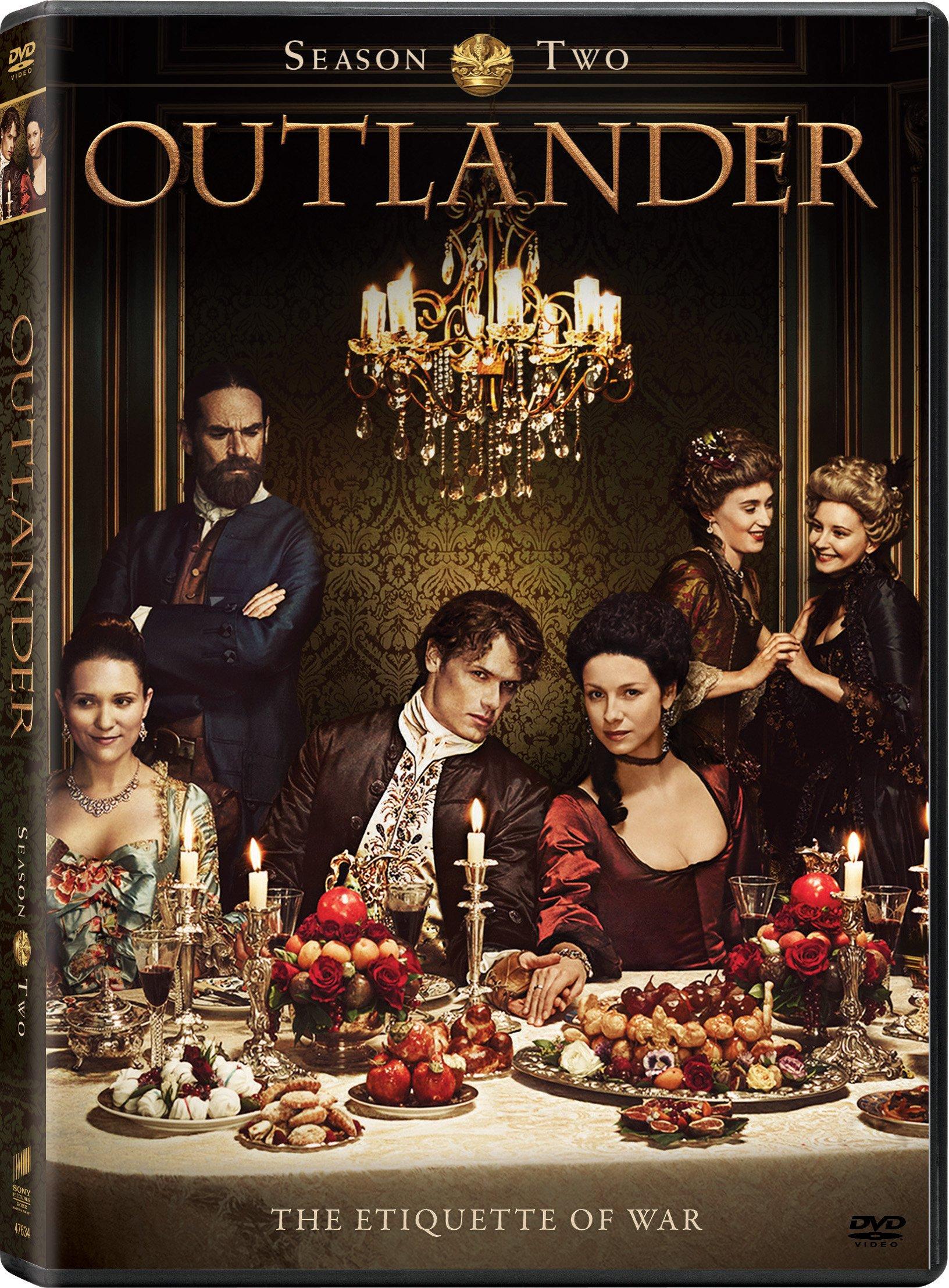 Outlander Season 2 0043396476349